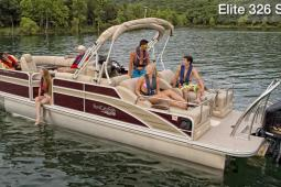 2017 G3 Elite 326 DLX SS