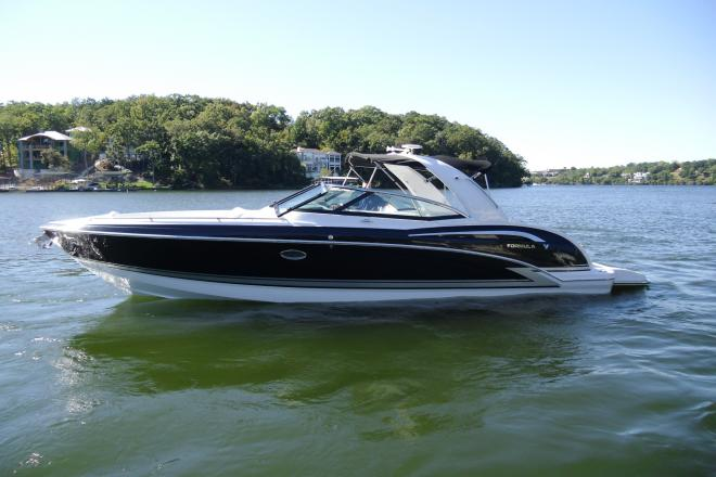 2013 Formula 350 Bow Rider - For Sale at Osage Beach, MO 65065 - ID 103395