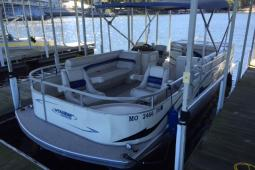 2009 Voyager Extreme Series 25' Extreme Cruise Express