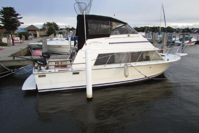 1982 Carver Carver Mariner 2897 - For Sale at Manistee, MI 49660 - ID 103788