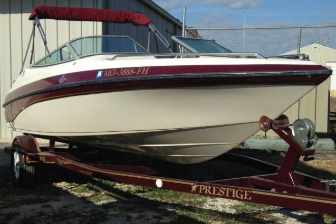 1999 Crownline 202 - For Sale at Gravois Mills, MO 65037 - ID 104406