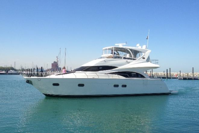 2004 Marquis 59 Motor Yacht 59 Foot 2004 Marquis Yacht