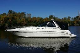 2002 Sea Ray 410 EXPRESS