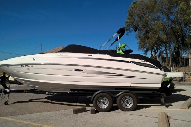 2011 Sea Ray 240 Sundeck - For Sale at Lees Summit, MO 64064 - ID 104350