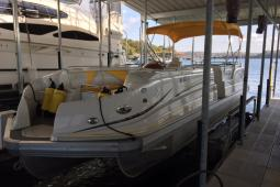 2006 Tritoon JC 260 Evolution