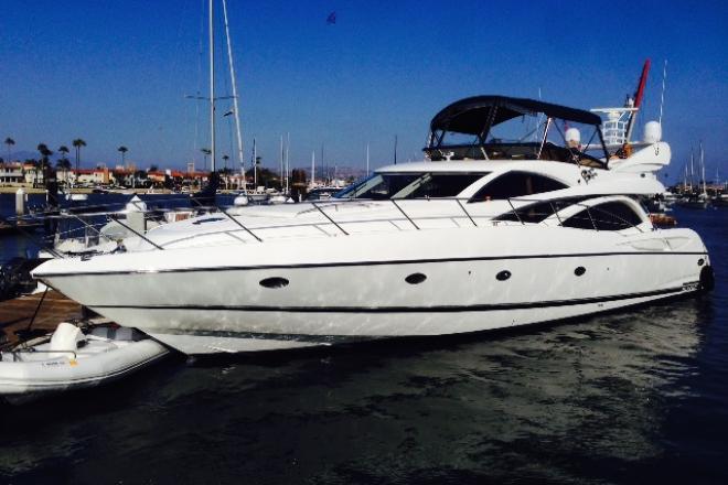 2002 Sunseeker 64 MANHATTAN - For Sale at Newport Beach, CA 92658 - ID 58799