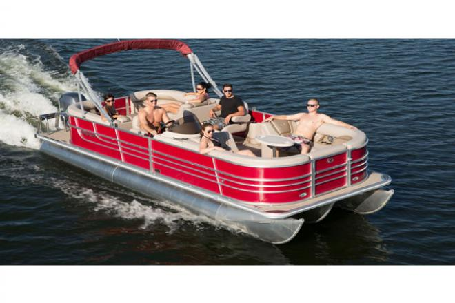 2015 Starcraft Stardeck 236 Starlounger - For Sale at Pewaukee, WI 53072 - ID 95096