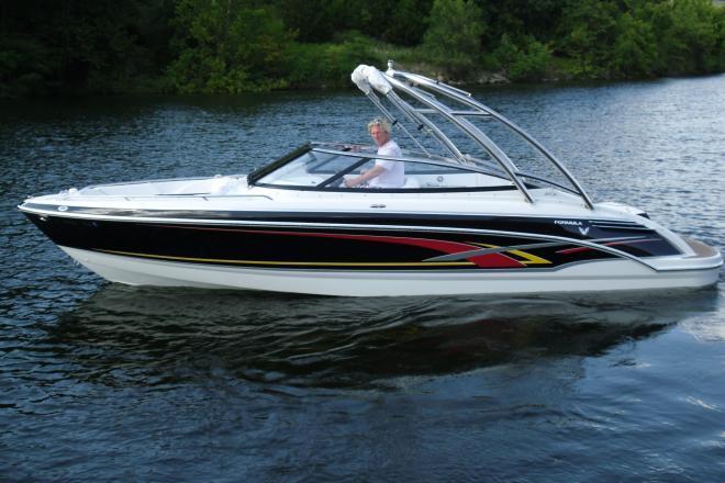 2008 Formula 240 Bow Rider - For Sale at Lake of the Ozarks, MO 65065 - ID 105950