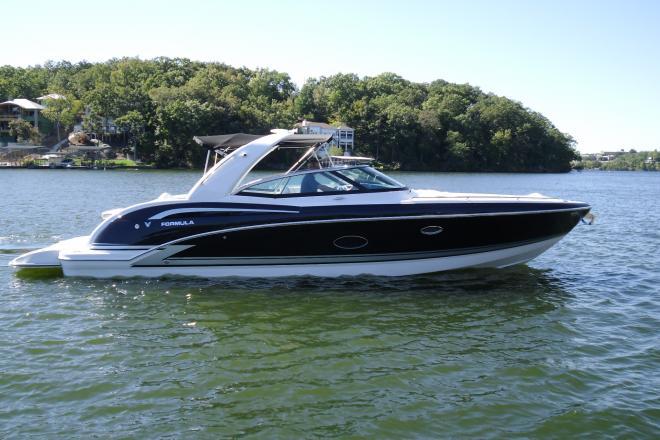 2015 Formula 350 Bow Rider - For Sale at Lake of the Ozarks, MO 65065 - ID 105957
