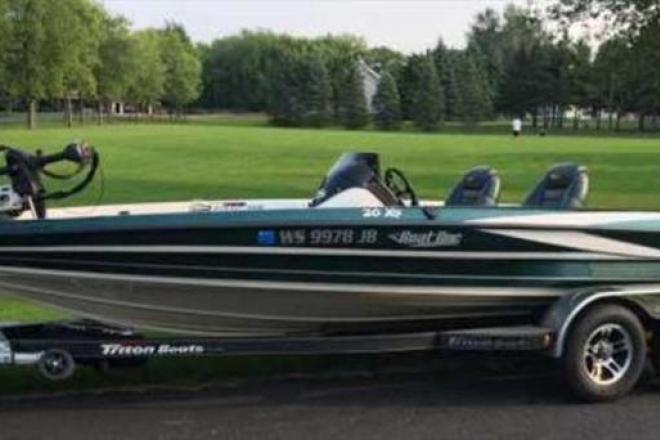 2014 Triton 20 XS - For Sale at Appleton, WI 54911 - ID 106207