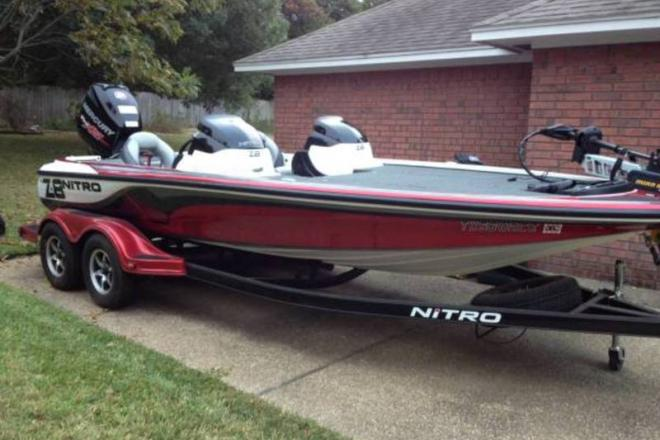 2014 Nitro Z8 - For Sale at Waco, TX 76701 - ID 106227