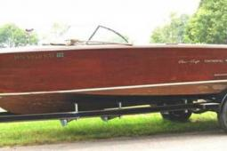 1957 Chris Craft Continental