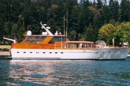 1959 Western Craft Ltd Flush Deck Motoryacht