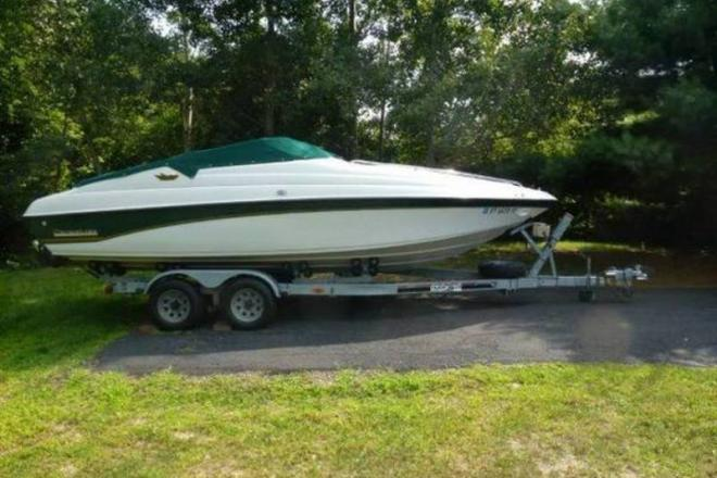 1996 Crownline 225 CCR - For Sale at Marlboro, NY 12542 - ID 106341