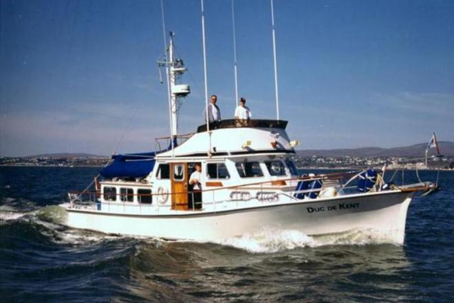 1985 cape trawler 43 foot 1985 fishing boat in bellmore for Fishing boats ny