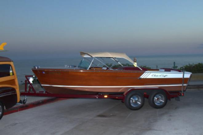 1961 Chris Craft Continental - For Sale at Corona del Mar, CA 92625 - ID 106405