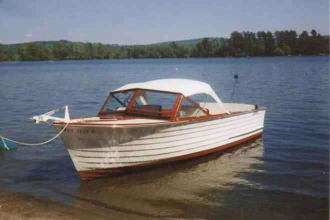 1963 Chris Craft Sea Skiff - For Sale at Newport, VT 5855 - ID 106435