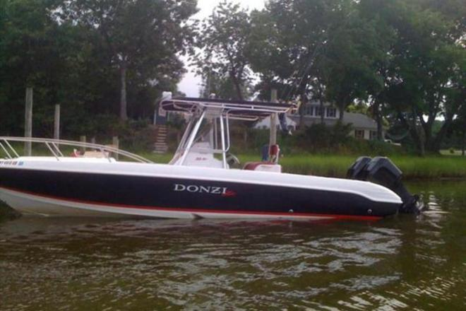2000 donzi zxf 30 30 foot 2000 donzi fishing boat in for Donzi fishing boats