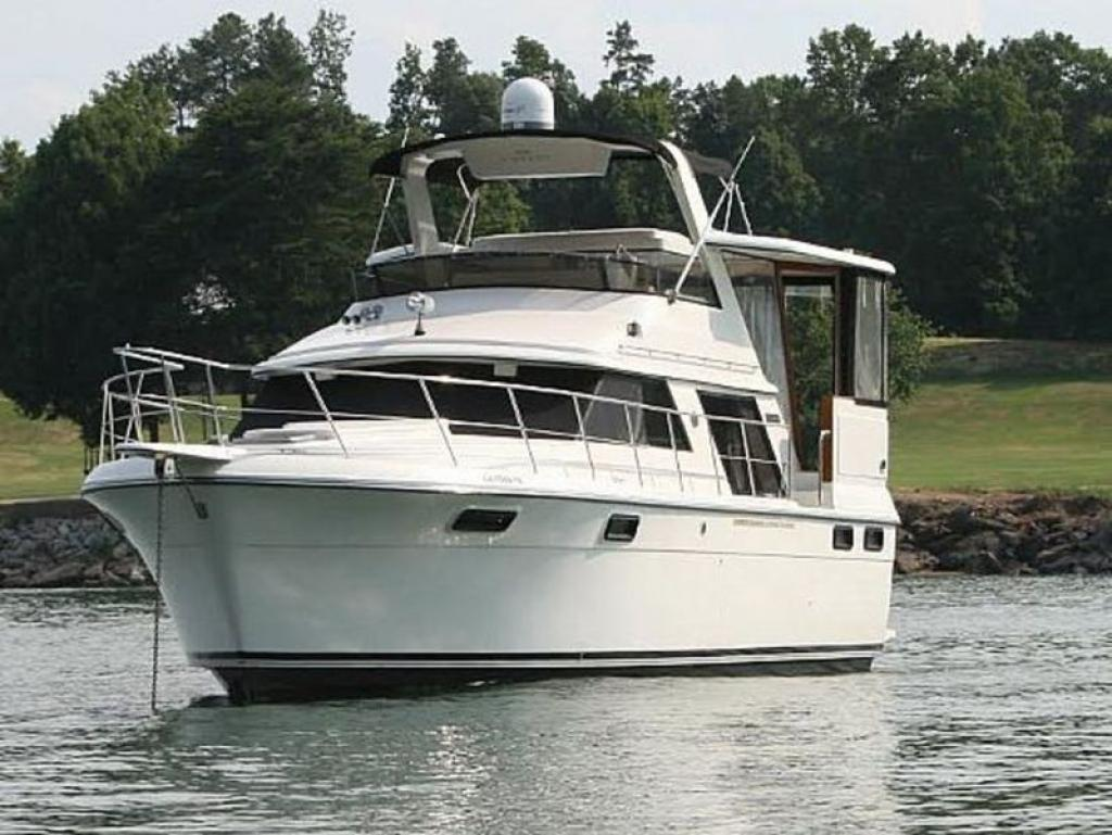 1987 Carver 420 Ac For Sale At Bellmore Ny 11710 Id