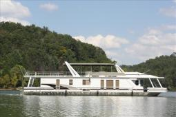2001 Stardust Insulated Houseboat