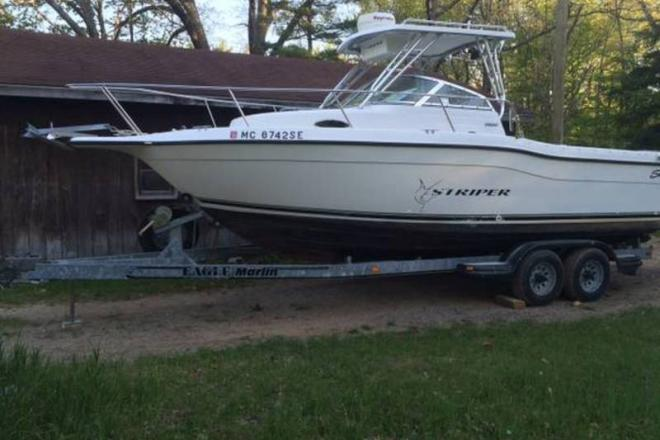 Seaswirl new and used boats for sale in michigan for Used fishing boats for sale in michigan