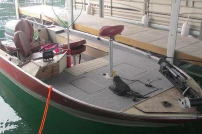1988 Lund Angler Rebel - For Sale at Goodyear, AZ 85338 - ID 106834