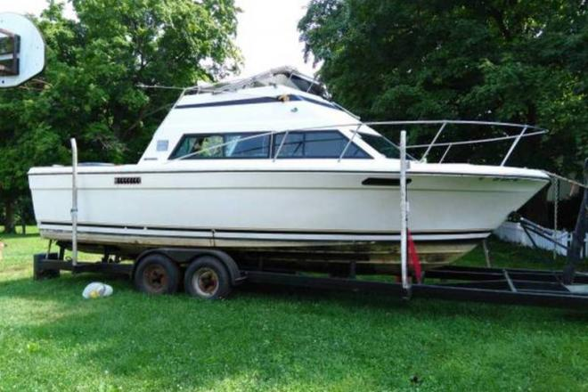 1979 Slickcraft Cabin Cruiser - For Sale at Lebanon, OH 45036 - ID 106963