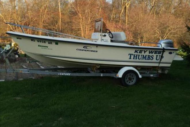 2003 Key West Center Console - For Sale at Bellmore, NY 11710 - ID 107073