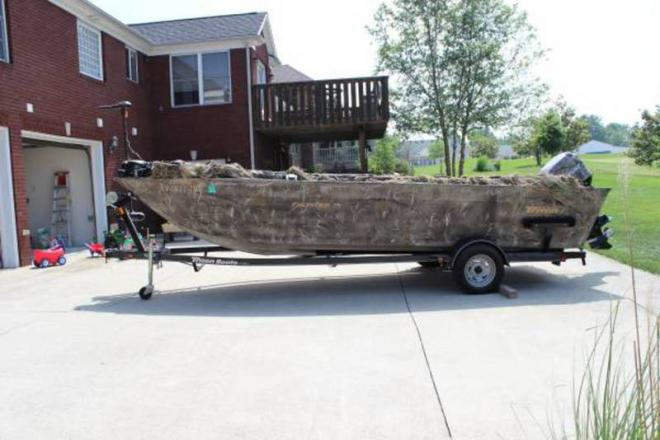 2006 Triton Frontier 19T - For Sale at Frankfort, KY 40601 - ID 107383