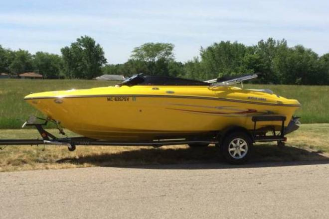 2006 Four Winns 200 Signature - For Sale at Holland, MI 49422 - ID 107385