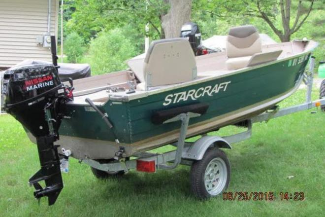 2007 Starcraft SF 14LLW - For Sale at Hammond, NY 13646 - ID 107467