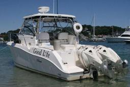 2008 Seaswirl Striper 2901