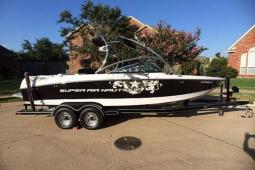2008 Correct Craft Super Air Nautique Team 230