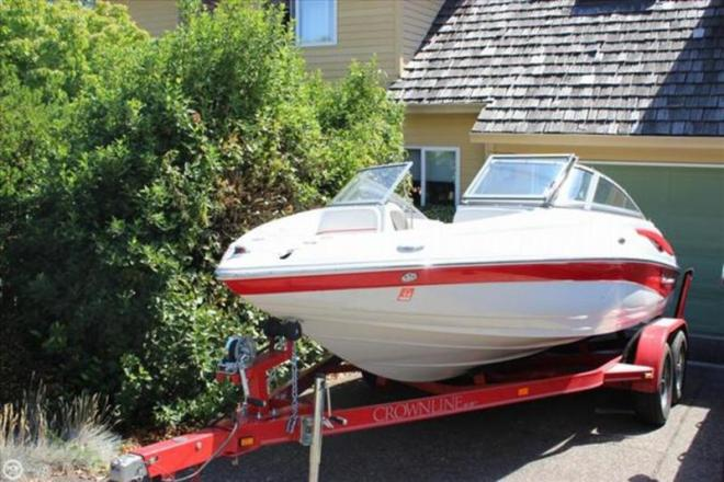 2008 Crownline 19SS - For Sale at West Linn, OR 97068 - ID 107553