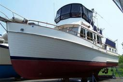 1981 Grand Banks Motor Yacht Trawler