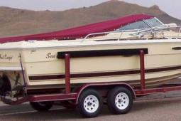 1983 Sea Ray SRV 225