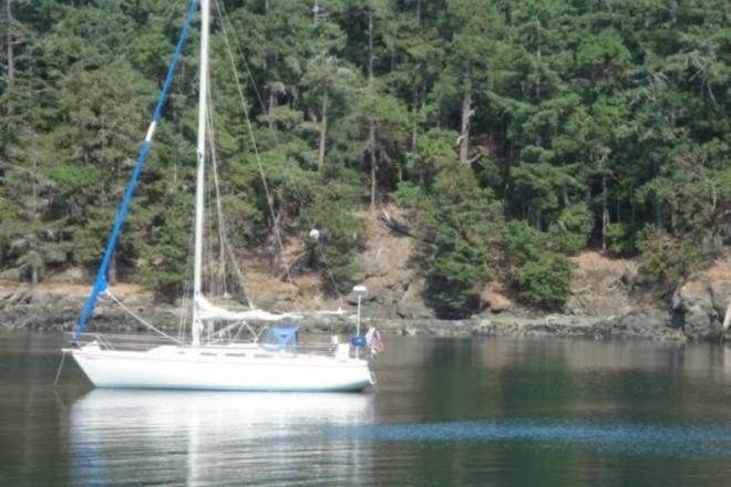 1983 Catalina 36 - For Sale at Sequim, WA 98382 - ID 107749