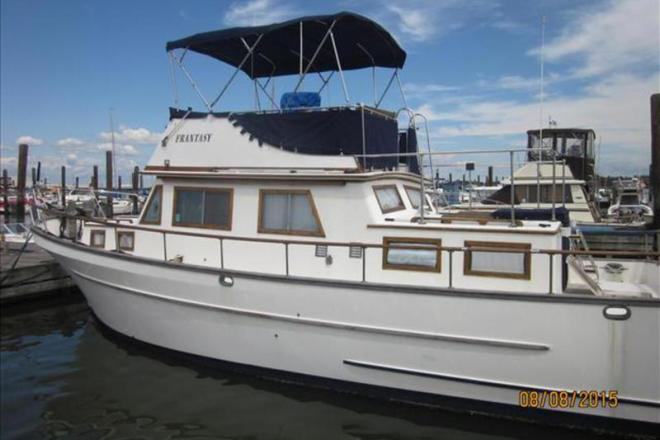 1984 Ta Chiao CT35 - For Sale at Flushing, NY 11351 - ID 107753
