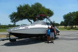 2012 Sea Doo Wake 230