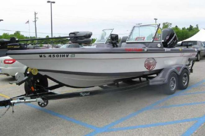 2012 Tuffy 2100 Osprey - For Sale at Verona, WI 53593 - ID 107922