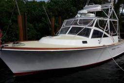 1992 Custom Built Fishing Cruiser