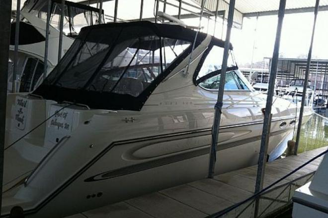 1997 Maxum 4100 SCR - For Sale at Grand Rivers, KY 42045 - ID 108076