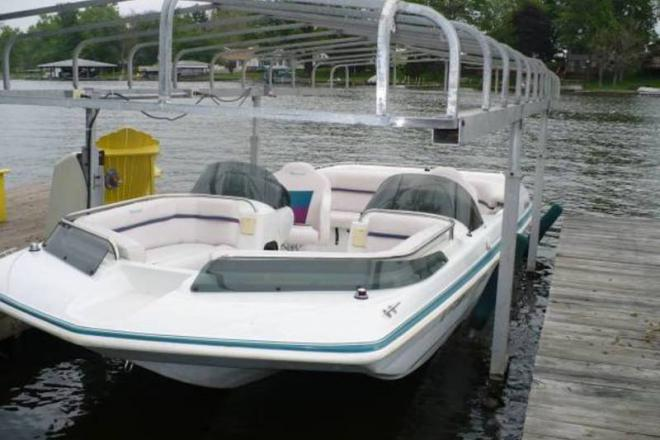 1997 Hurricane Sundeck - For Sale at Monticello, IN 47960 - ID 108084