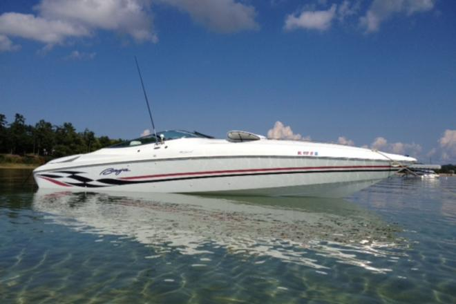 1997 Baja 38 Special - For Sale at Traverse City, MI 49684 - ID 108089