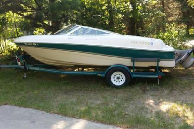 1997 Four Winns 180 RX - For Sale at Holland, MI 49422 - ID 108104