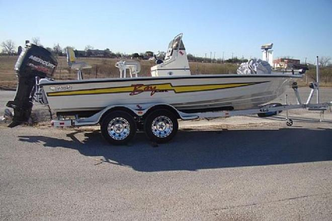 2014 bass cat bay cat for sale at san antonio tx 78201 for Stock fish for sale texas