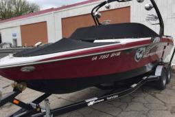 2009 Nautique Super Air Team 230