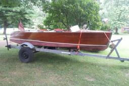 1935 Chris Craft Runabout
