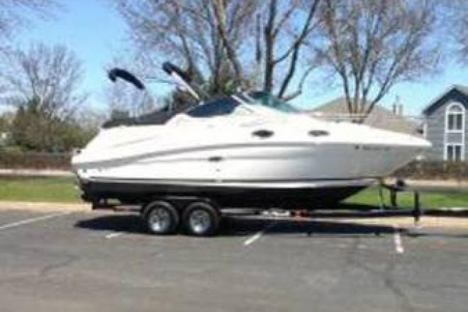2011 Sea Ray 240 Sundancer - For Sale at Forest Lake, MN 55025 - ID 108444