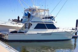 1989 Viking Convertible Sportfish